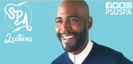 PSU SPA Lectures presents Karamo Brown