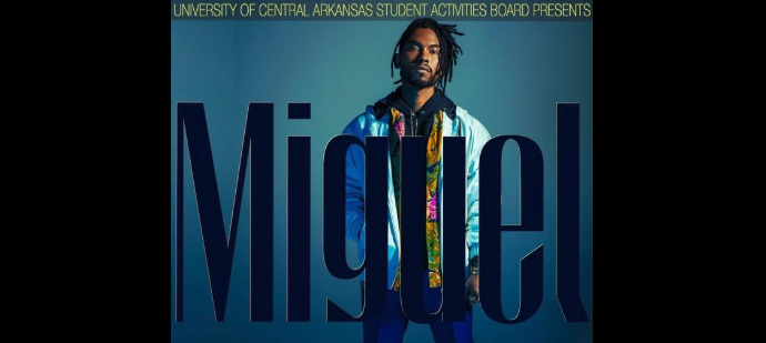 University of Central Arkansas SAC presents MIGUEL