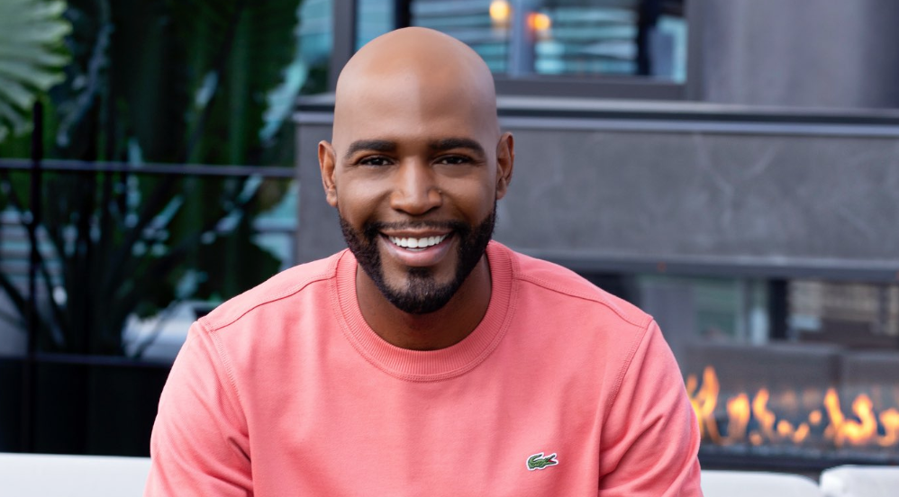 IUP STATIC presents LIVE FROM NETFLIX'S QUEER EYE: AN EVENING WITH KARAMO BROWN