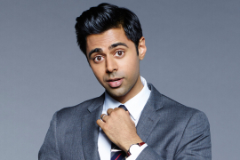 Syrause: Hasan Minhaj Performing for University Union, University Lectures, Oct. 27