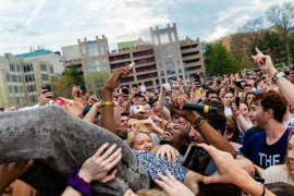 The BC Heights: Amid Controversy, B.o.B Throws it Back at Modstock