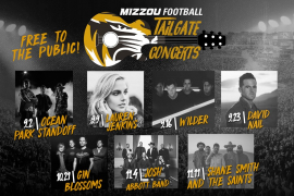 @MizzouFootball To Feature 2017