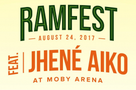 Colorado State University Source: Bellinger, French will open for Jhené Aiko at RamFest Aug. 24